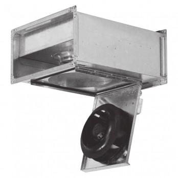 Вентилятор для прямоугольных каналов Binetti GFH 30-15 / 180-2E