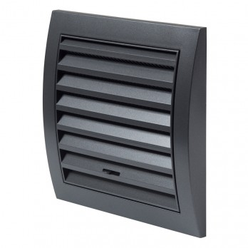 Вентиляционная нерегулируемая решетка Europlast N10A